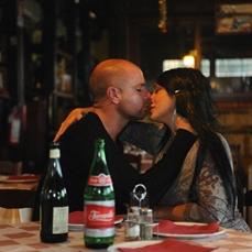 marika fruscio e miki love story foto