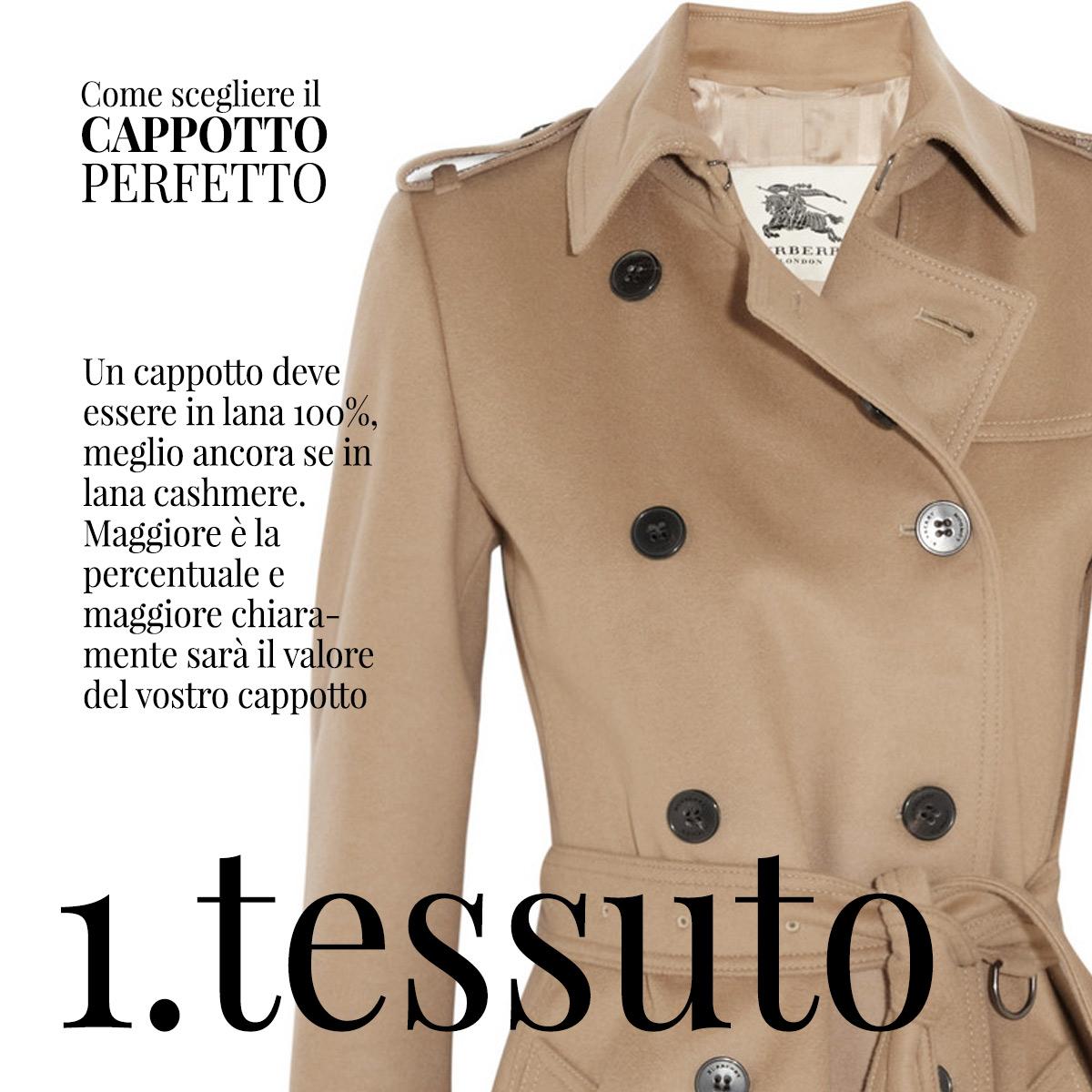 Come scegliere il cappotto perfetto - Tgcom24 - Foto 2 a5e5ef0b9e23