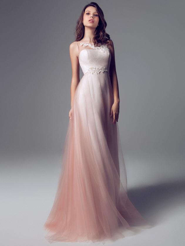 Estremamente Speciale sposa 2014: gli abiti colorati RF84