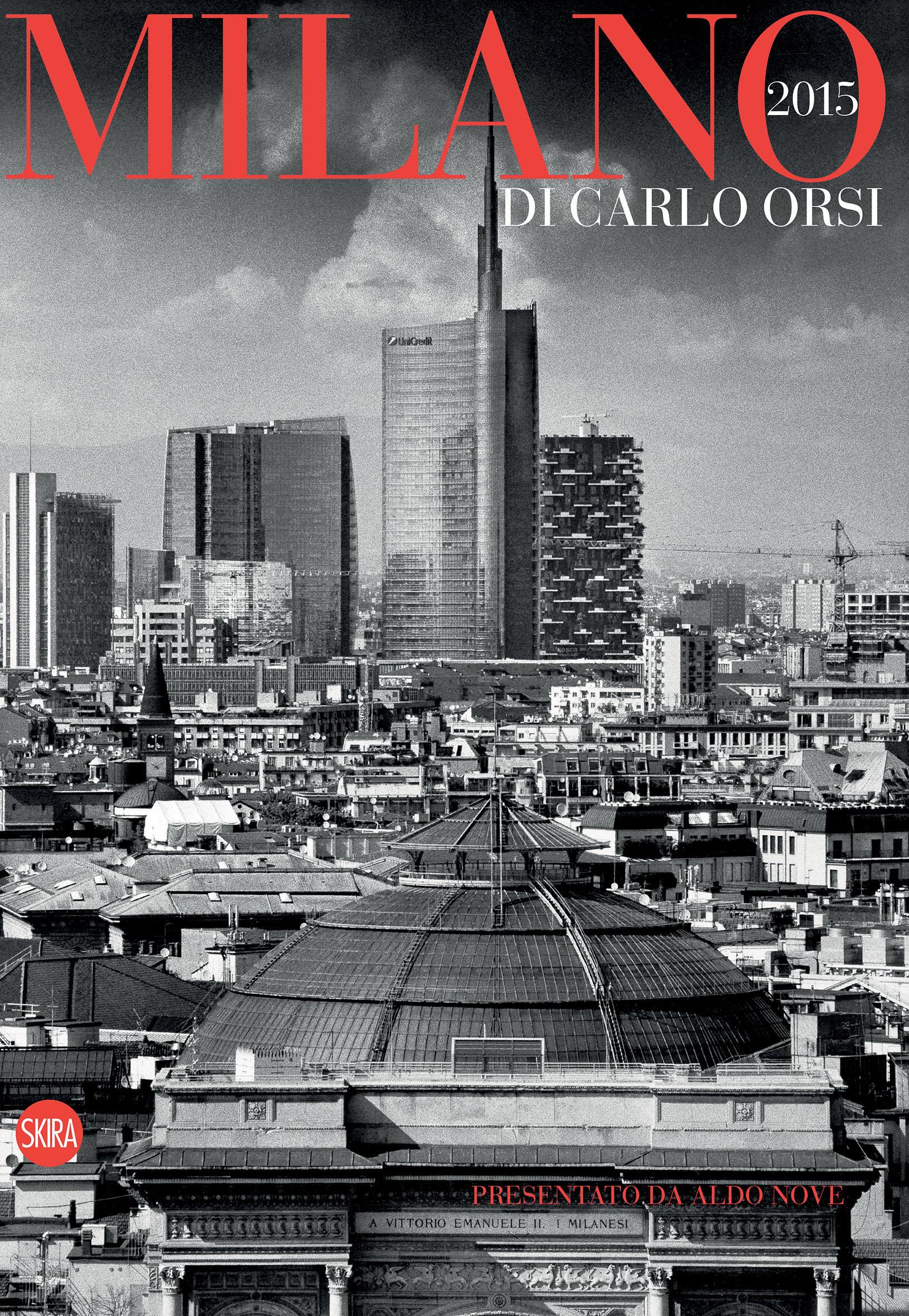 Libri fotografici su Milano