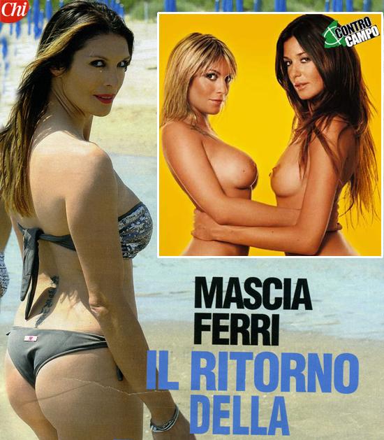 Calendario Mascia Ferri.Gossip Mascia Ferri Pronta Per Un Nuovo Calendario