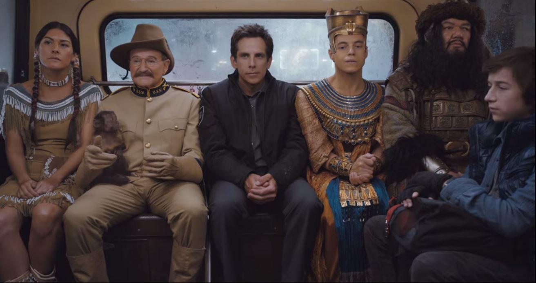 Notte Al Museo.Notte Al Museo 3 Con Ben Stiller C E L Ultimo Robin Williams Tgcom24