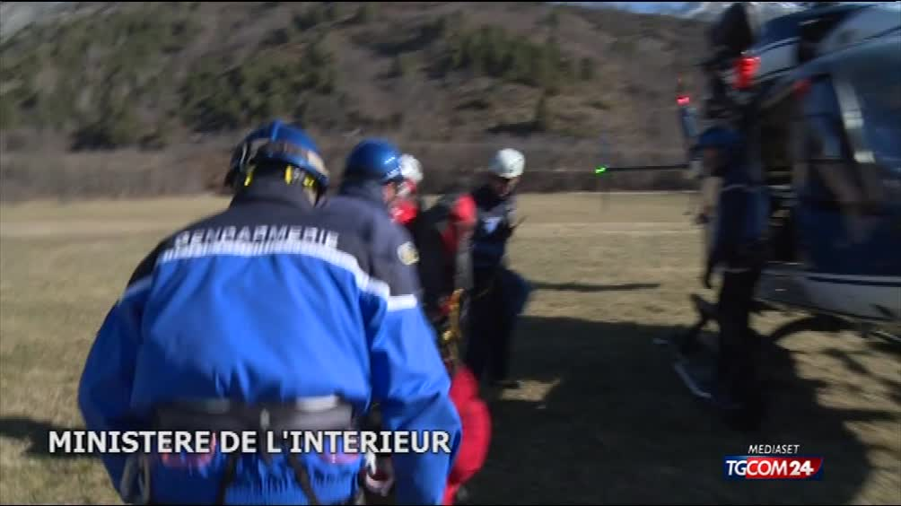 Germanwings, le ricerche continuano