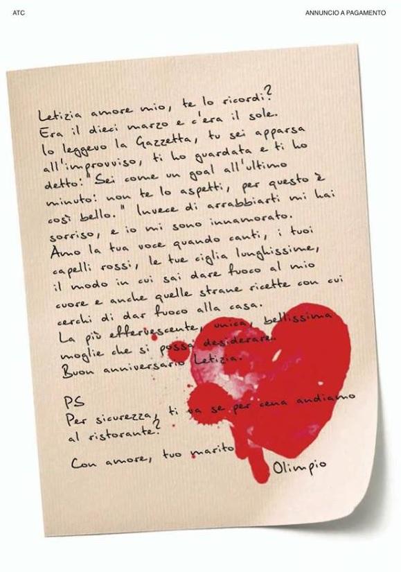 Auguri Di Natale Per Il Marito.Auguri Amore Mio Lettera