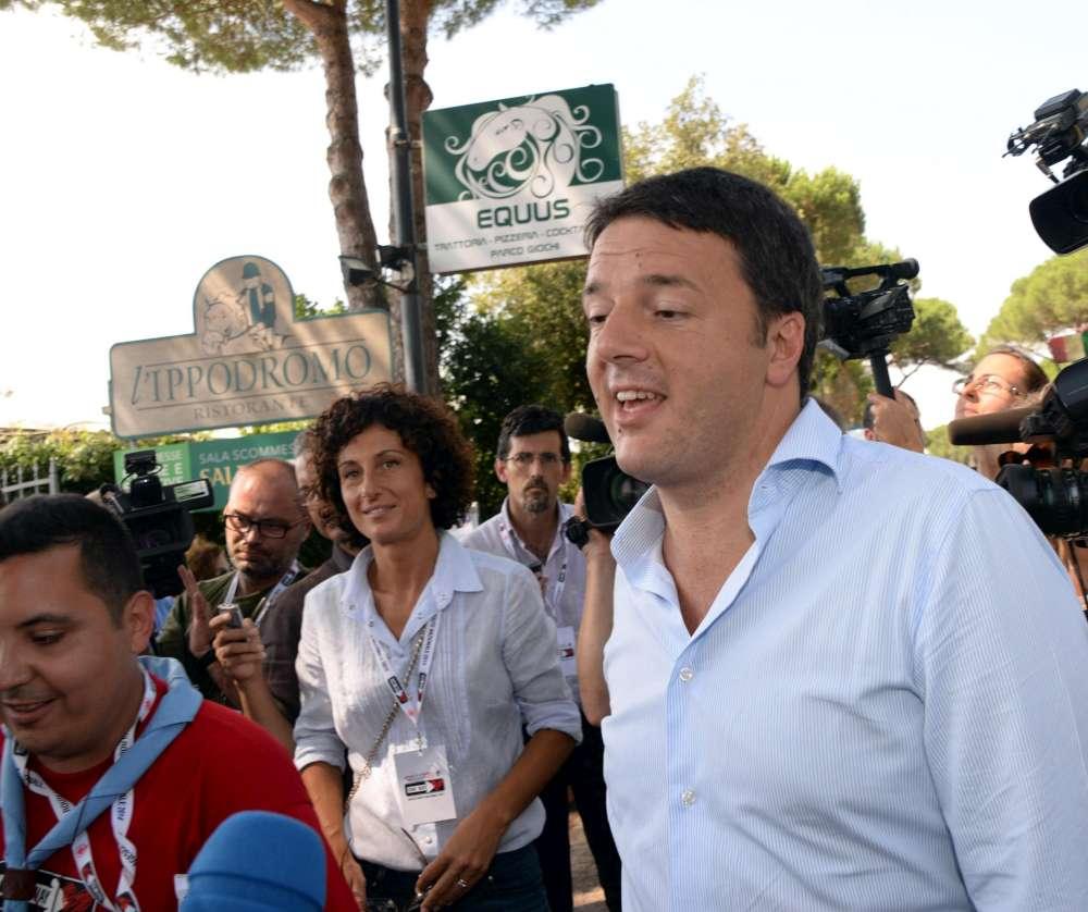Pisa, Renzi a sorpresa al raduno degli scout - Tgcom24 - Foto 2
