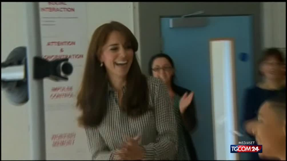 Riecco Kate Middleton