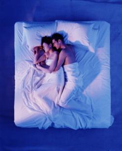 Camera da letto: l\'ideale è il blu - Per Lei - Tgcom24