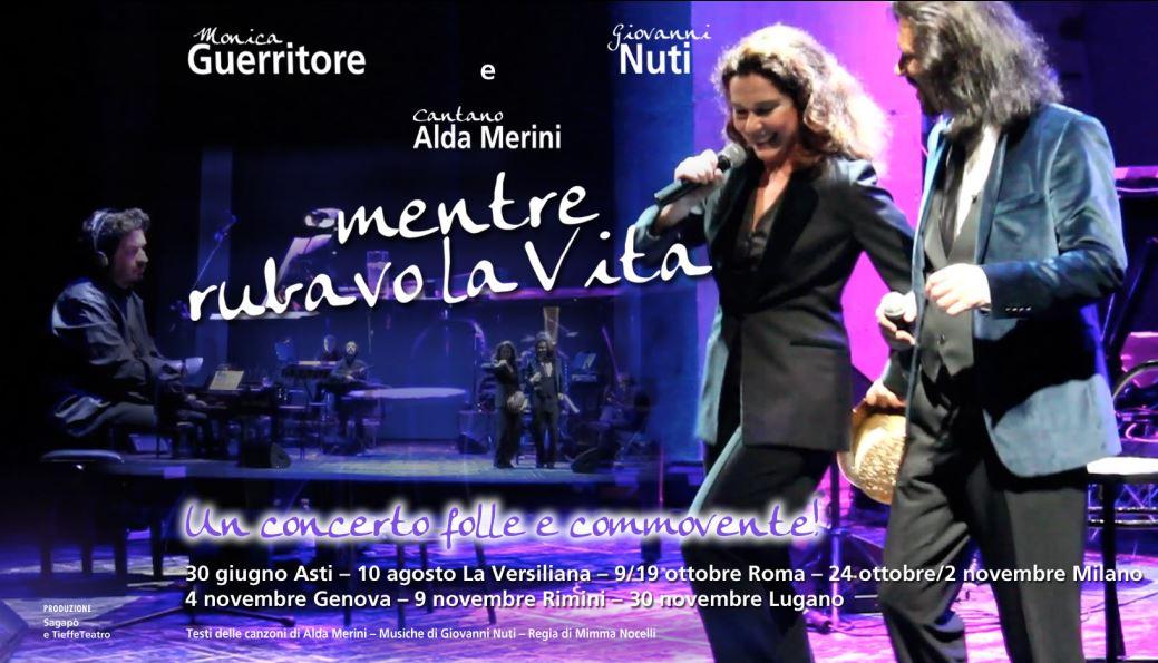 Monica Omaggiano E Nuti Giovanni Merini Alda Tgcom24 Guerritore 7b6Ygyf
