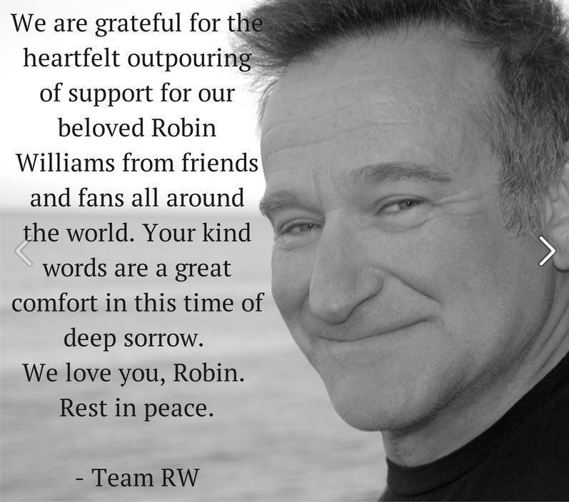Molto Robin Williams, spunta il video inedito tra le truppe Usa  FE04