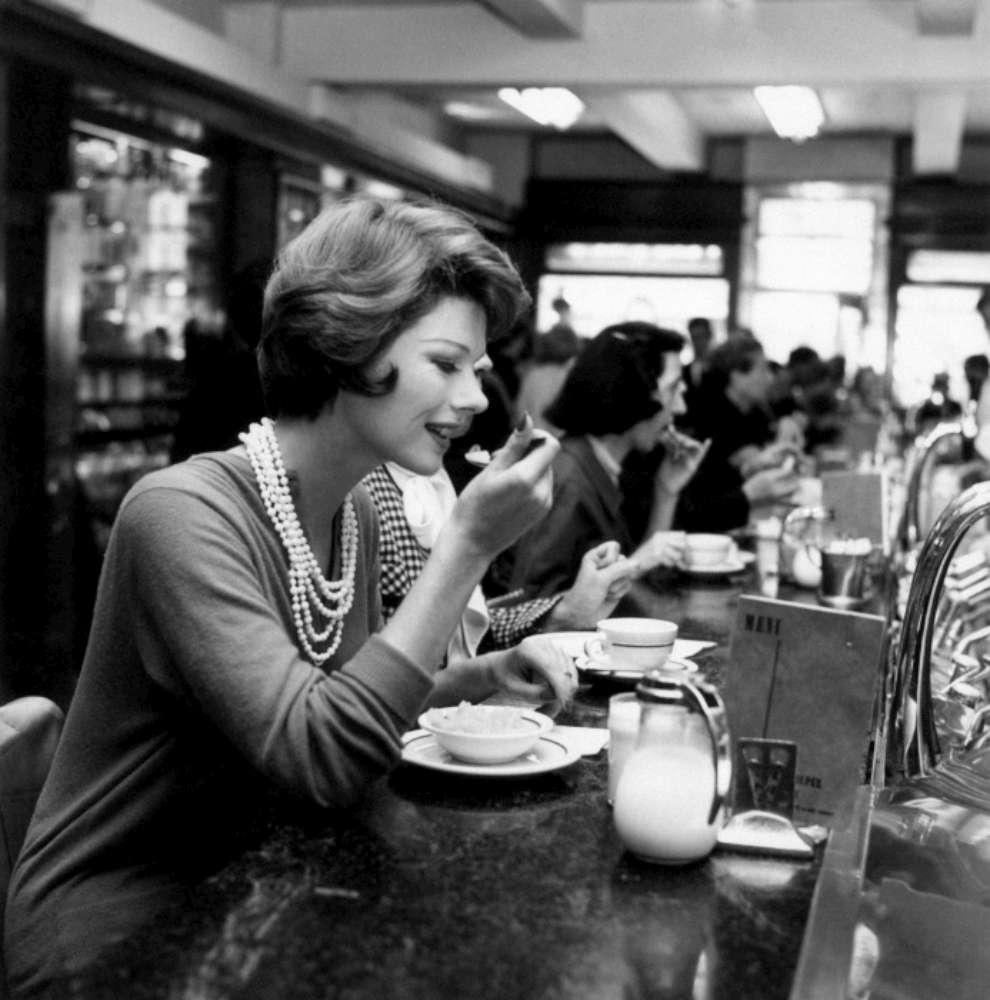 Assez Il fascino retrò del cibo in bianco e nero - Tgcom24 - Foto 1 AH88