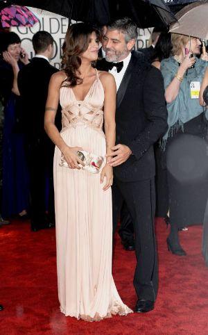 Elisabetta Canalis, George Clooney, paga, conto