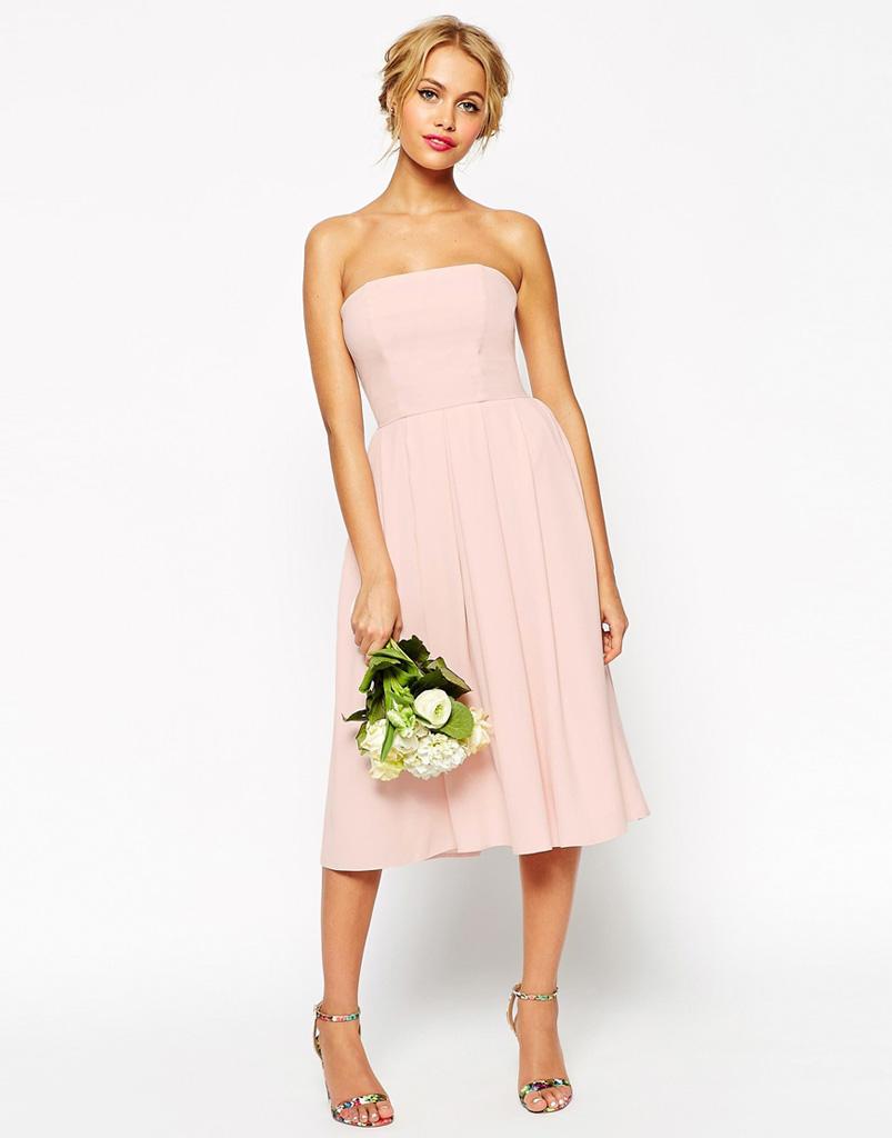 Vestito rosa matrimonio