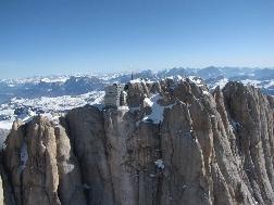 Sulle Dolomiti la terrazza al di là delle nuvole - Magazine - Tgcom24