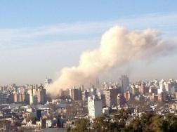 Esplosione palazzo 9 piani in Argentina