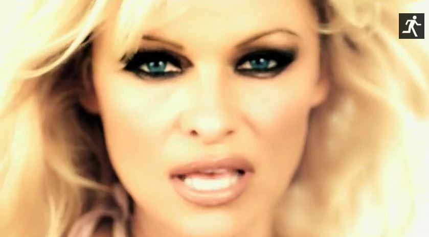 Запрещенный ролик с Памелой. Эротический видео прикол смотреть онлайн