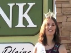 Miss Montana una ragazza autistica