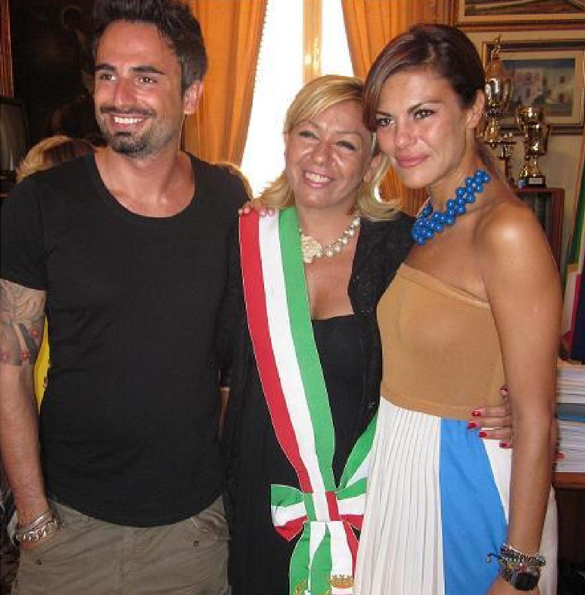 Bianca Guaccero ha sposato Dario Acocella - Foto 1