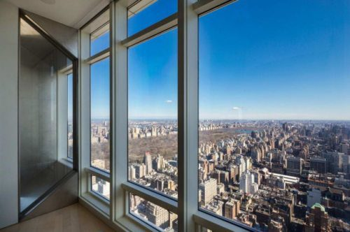 New york l 39 appartamento da 115 milioni tgcom24 foto 1 for Appartamento grattacielo new york