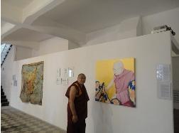 Padiglione Tibet
