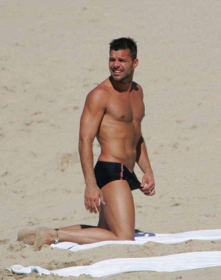 What Hot ricky martin naked