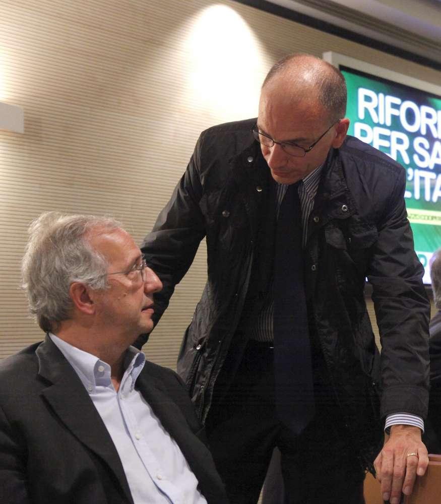 Enrico Letta Twitter: Enrico Letta, La Carriera Politica Dell'enfant Prodige In