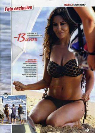 Sabrina Ferilli Calendario.Curve Ruggenti Per Sabrina Ferilli Foto 1