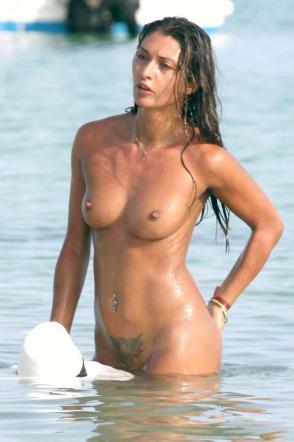 from Sebastian antonella barbara nude pics