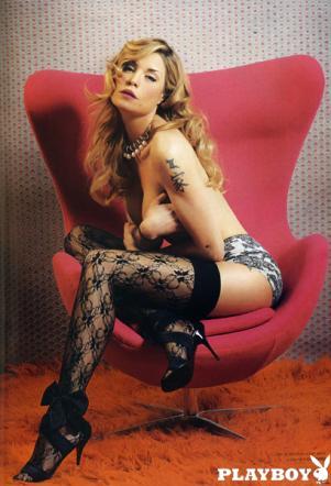 Casalegno Calendario.Gossip Elenoire Casalegno Sexy Su Playboy