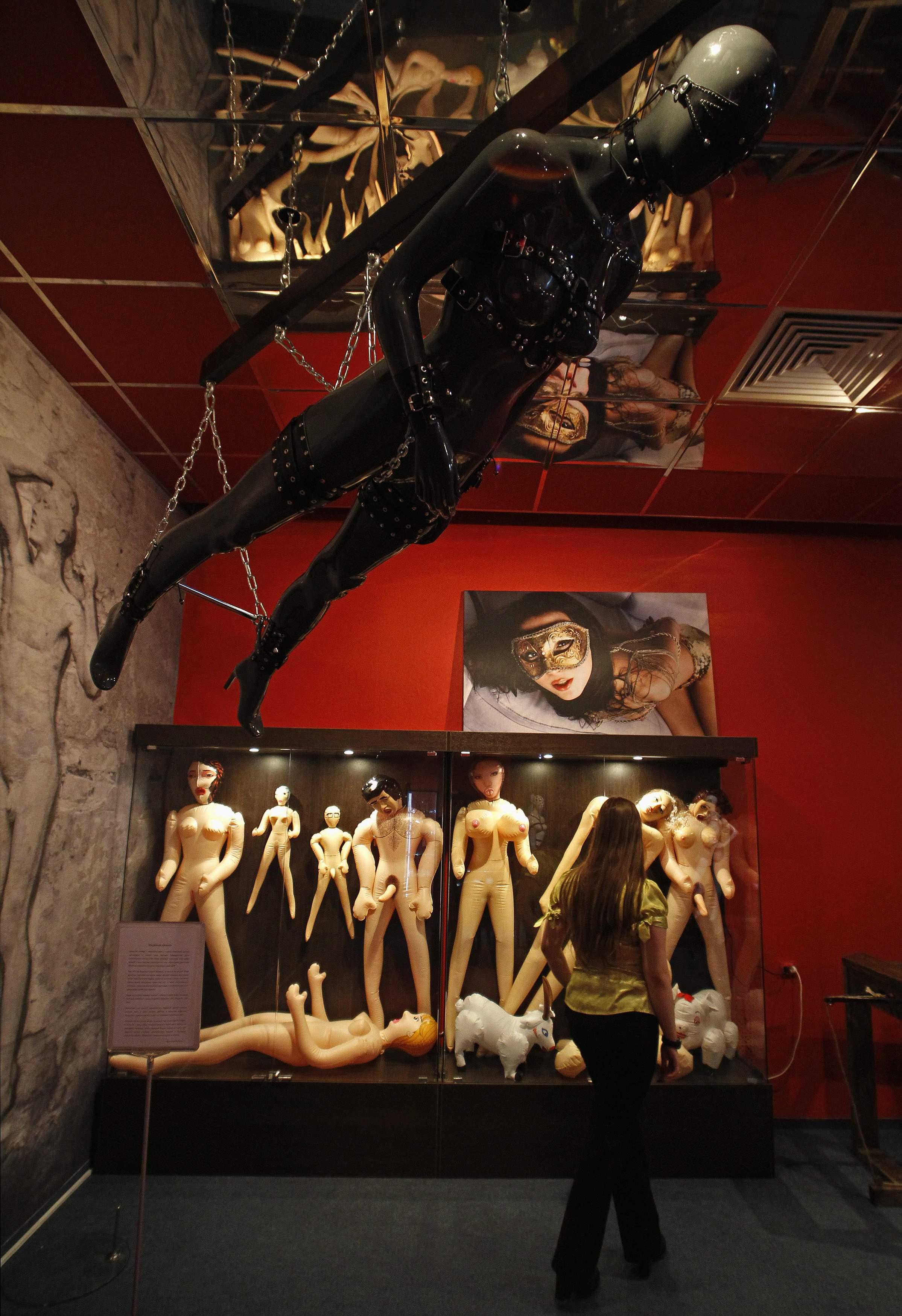 Музей эротики спб 10 фотография