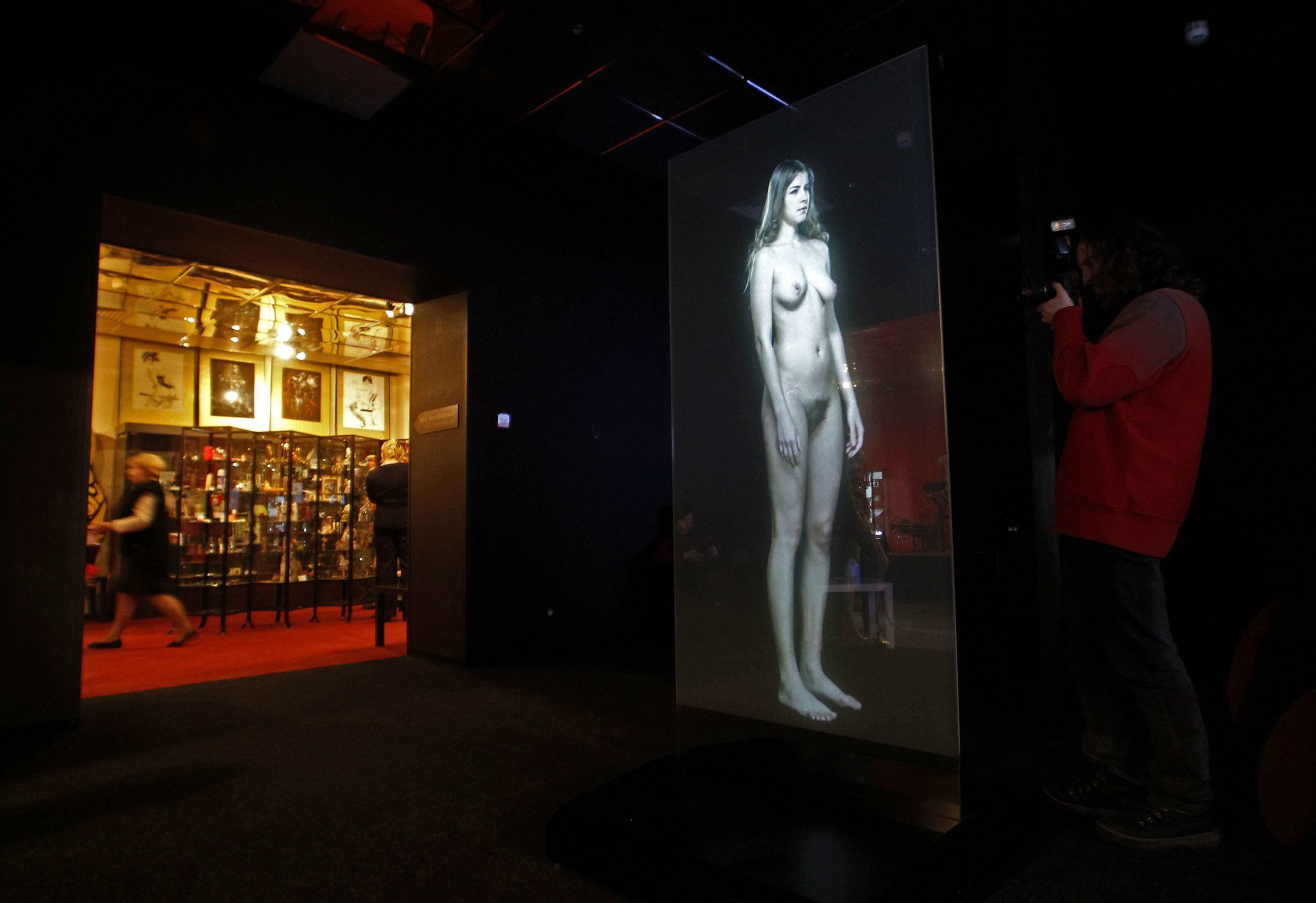 Эротический музей в майами фото экспонатов