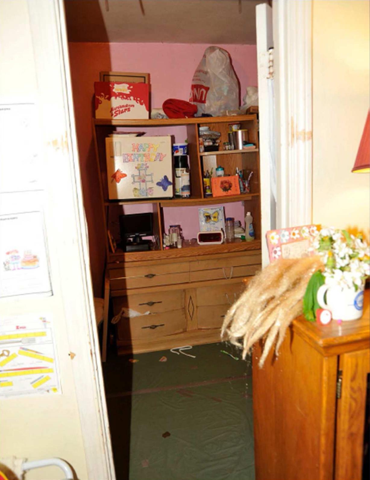 Mostro di cleveland le immagini dell 39 interno della casa for Interno della casa