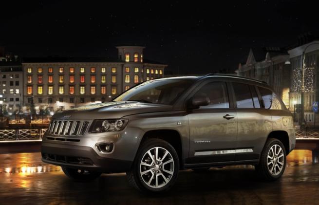 Sedia Ufficio Jeep : Jeep compass tgcom foto