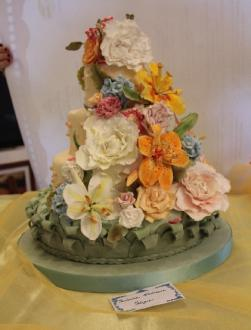 Cake design la primavera fiorisce sulle torte per lei for Ufficio stampa design