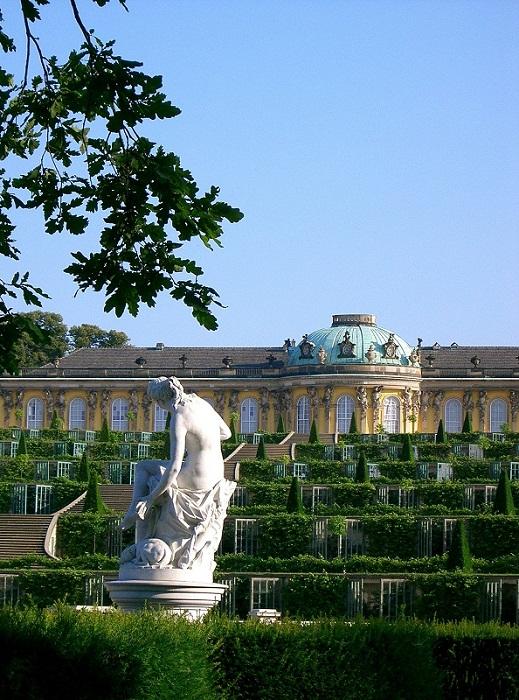 Potsdam ville e giardini di germania tgcom24 foto 1 for Giardini foto ville