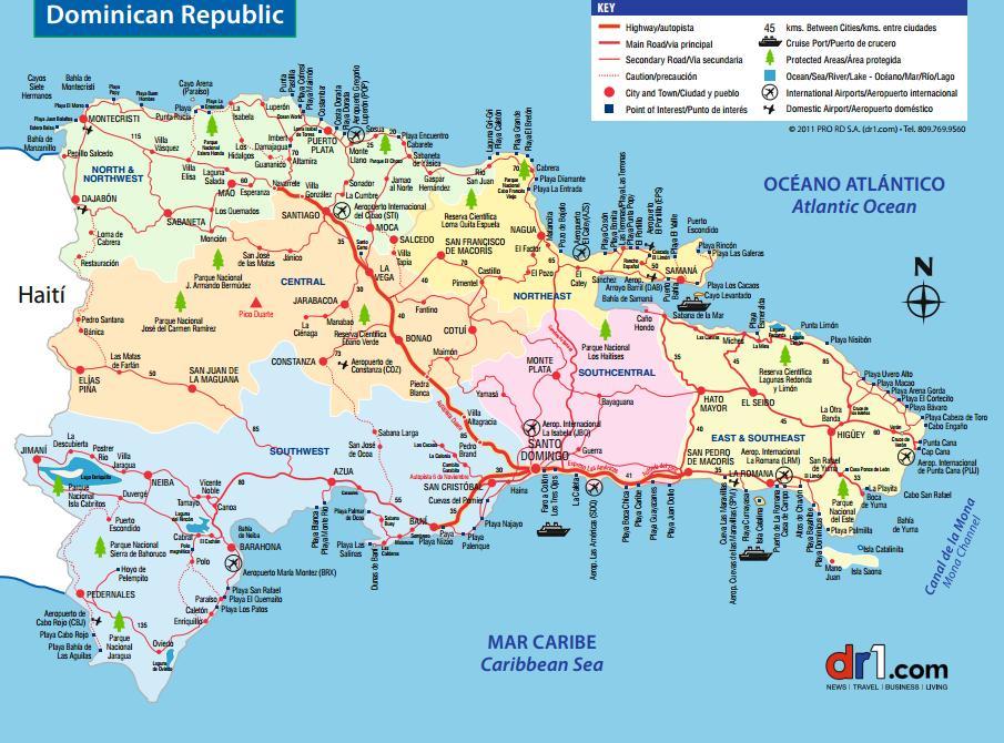 Repubblica dominicana meta da sogno tgcom24 foto 1 for Repubblica politica